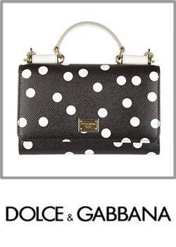 Dolce Gabbana Leather Clutch With Shoulder Strap Handbag Pouch Compressor